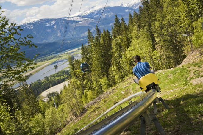 Pipe Mountain Coaster