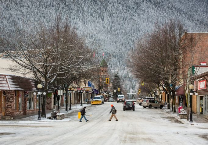 DOWNTOWN NELSON
