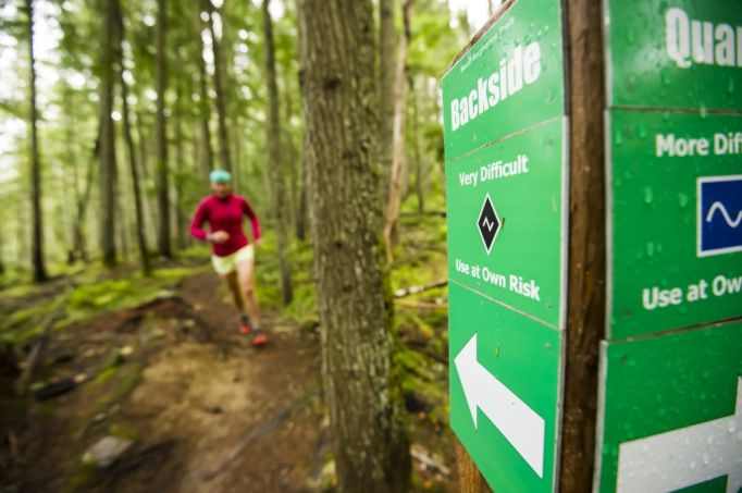 MT. MACPHERSON TRAILS