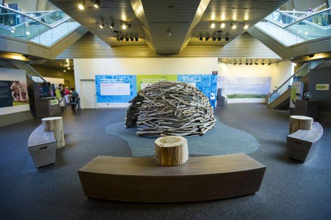 Revelstoke Dam Visitor Centre