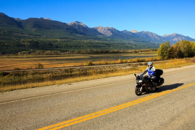 Motorcyle Touring