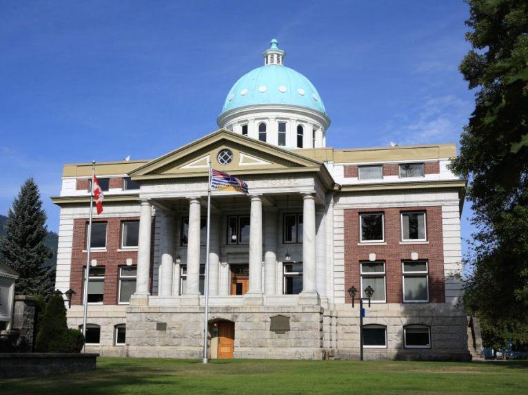 Revelstoke Courthouse