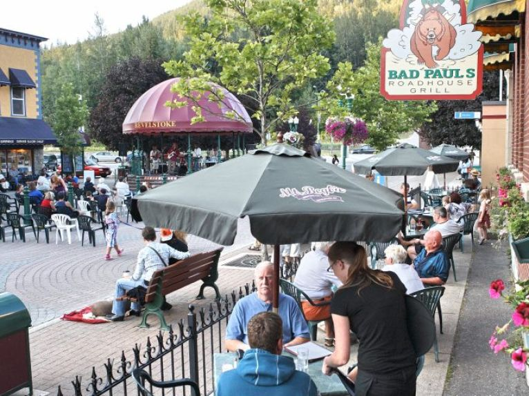 Downtown Patio
