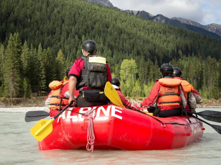 Alpine Rafting