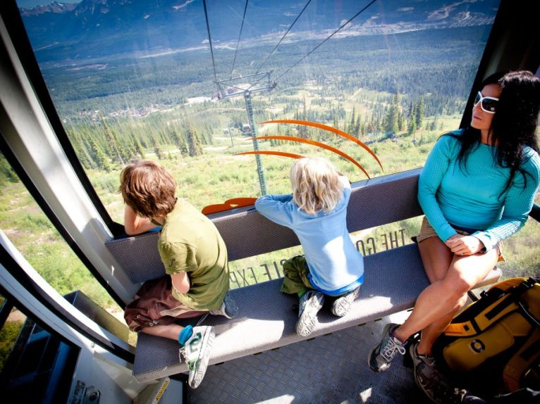 Golden Eagle Express Gondola