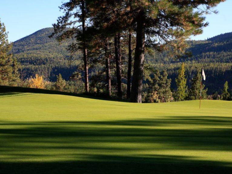 Kimberley Golf Course
