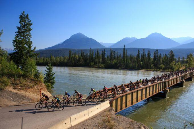 TransRockies Bike Event