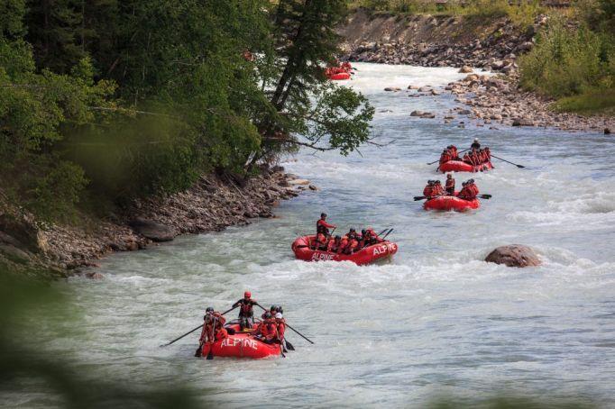Kicking Horse River