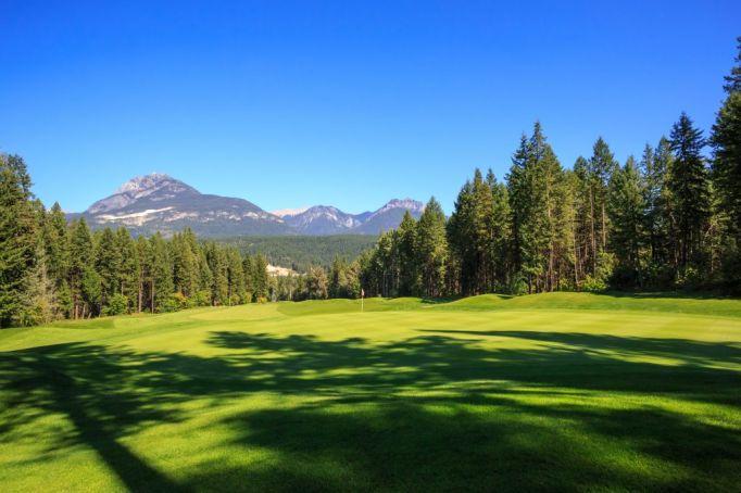 Golden Golf Course