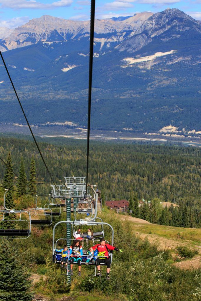 CATAMOUNT CHAIRLIFT