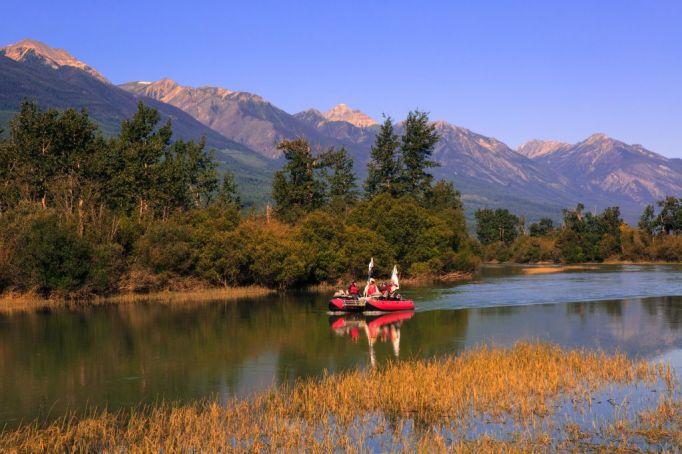 Columbia Valley Wetlands