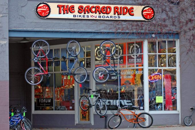 The Sacred Ride