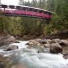 KASLO RIVER TRAIL BRIDGE