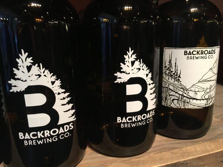 BACKROADS BREWING COMPANY