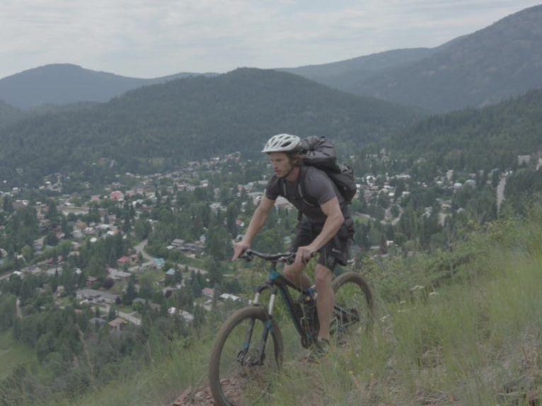 Rossland Mountain Biking