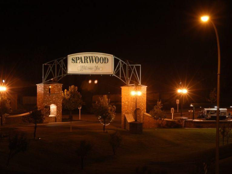 SPARWOOD