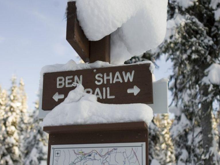 BEN SHAW TRAIL