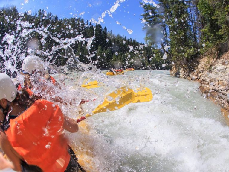 Glacier Raft Company